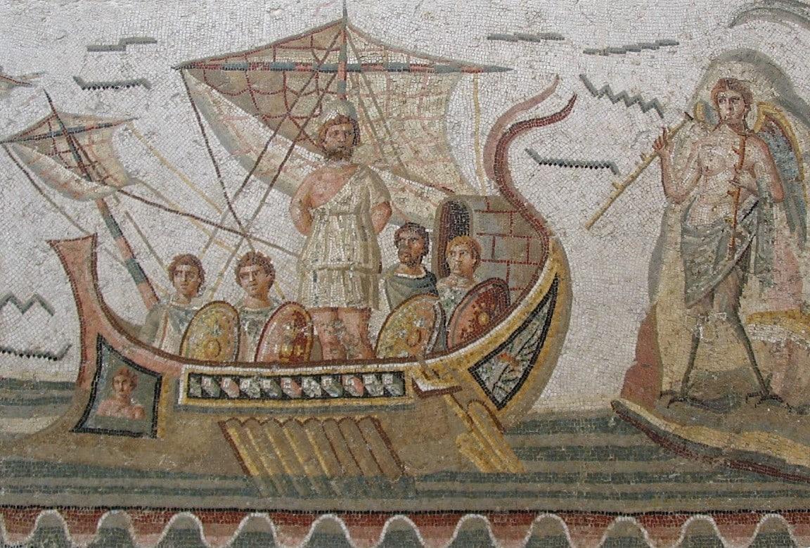 Ulisse, Atena E Il Naso Di Pinocchio
